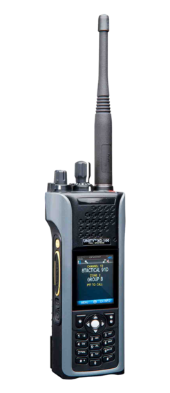 XG-100P Two Way Portable Radio