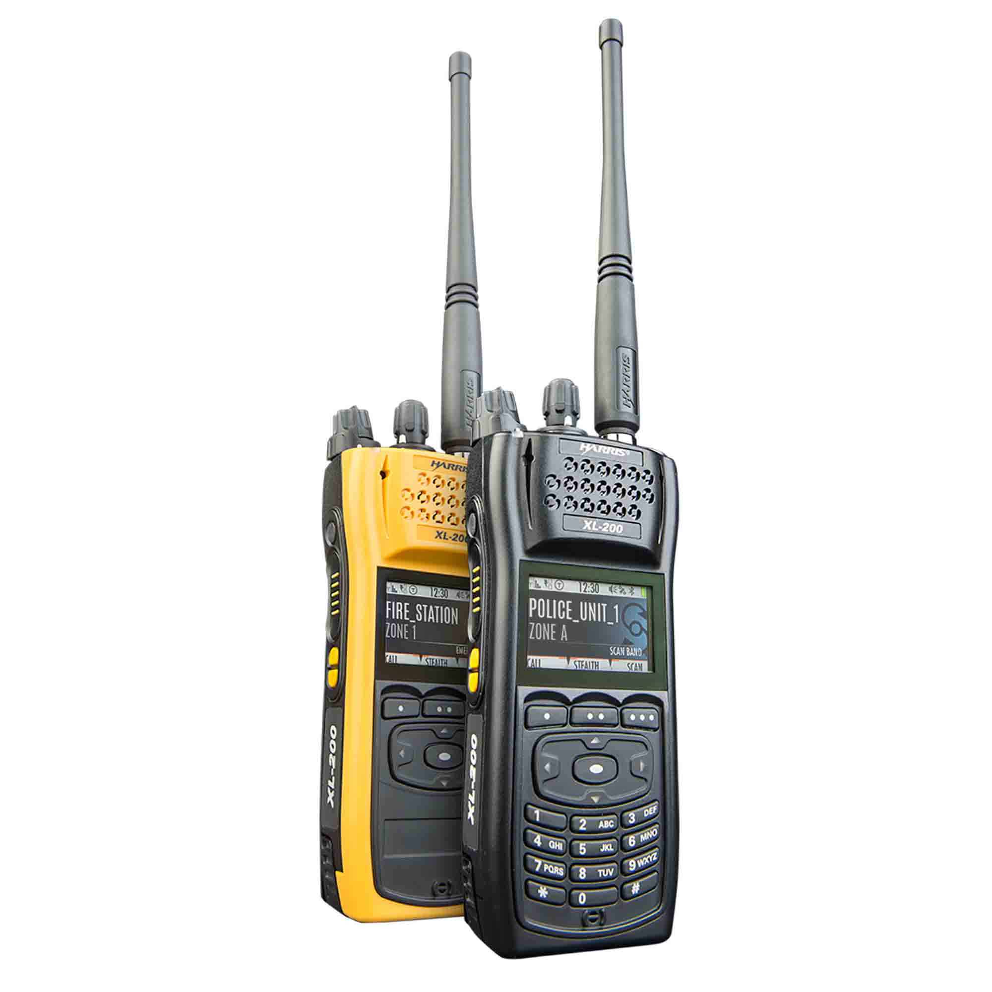 XL-200P Multiband Portable Radio